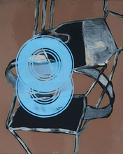 Malerei Siebdruck Fotopapier Andreas Mitterer