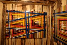 Tunnel Bellevue / Ausstellung und Installation Andreas Mitterer und Rasso Rottenfußer, Andreas Murr,  Jürgen Winderl