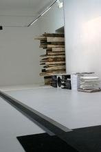 Tunnel Bellevue | Kunstverein Ebersberg  / Ausstellung und Installation Andreas Mitterer und Rasso Rottenfußer, Andreas Murr,  Jürgen Winderl